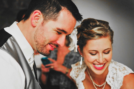 Our Story Wedding
