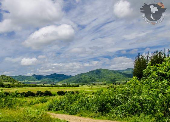 Land of the Kui Buri National Park