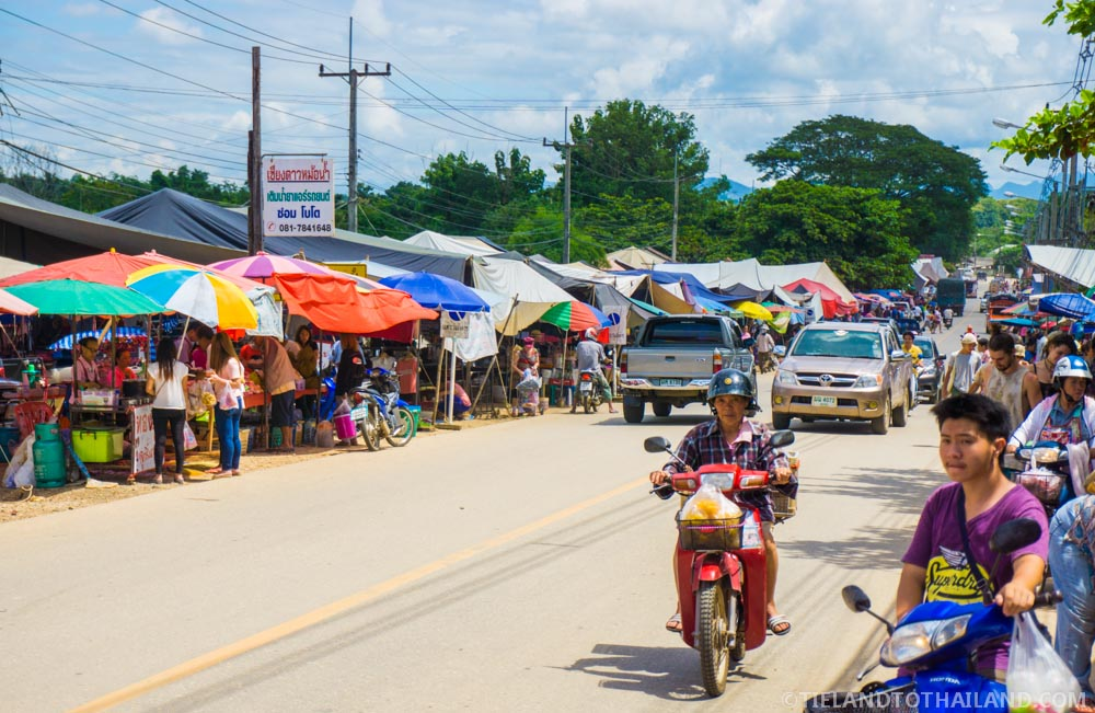 Things to do in Chiang Dao: Tuesday Morning Market