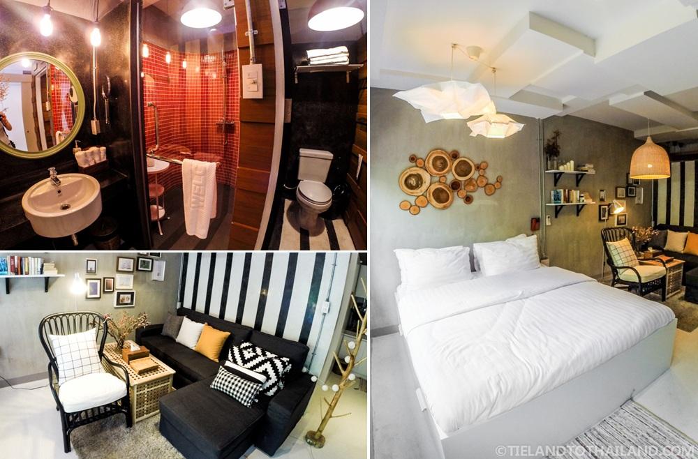 The House of Phraya Jasaen   Family Room