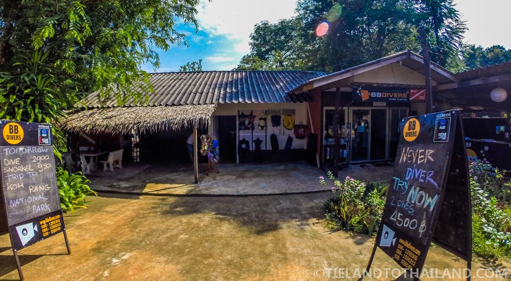 Trip to Koh Mak: Dive and Snorkel with BB Divers