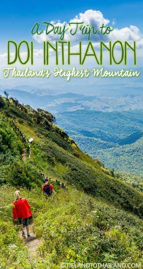 Love nature? Check out these stunning views on a day trip to Doi Inthanon, Thailand's highest mountain. | Tieland to Thailand