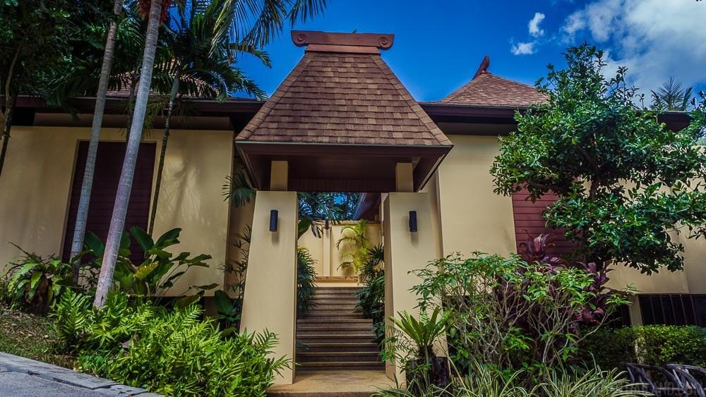 Crown Lanta Resort & Spa Ocean Sunset Villa on Koh Lanta, Thailand