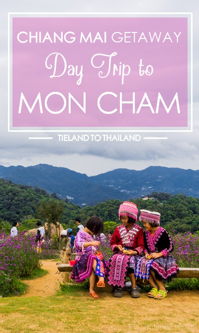 Escape from Chiang Mai's city heat with a day trip to Mon Cham. Cool crisp temperatures and gorgeous views await you in these hills of Northern Thailand.
