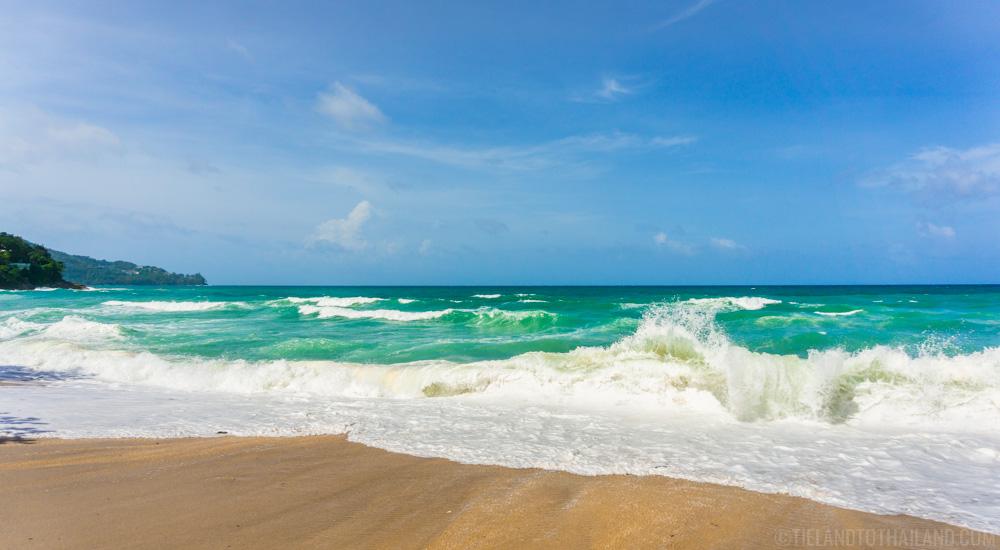 First Impressions of Phuket: Surin Beach