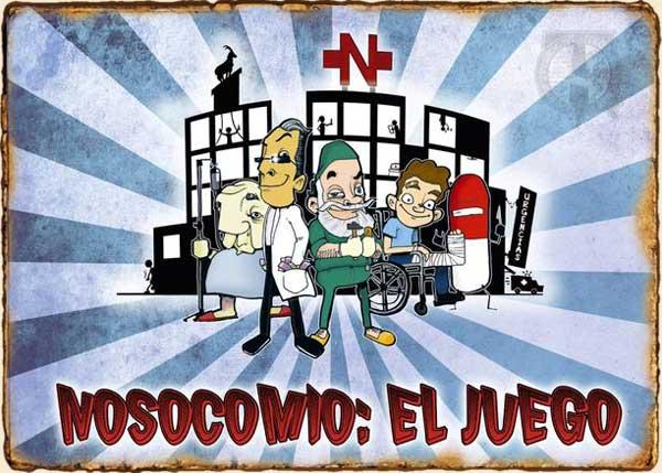 Nosocomio - Juegos de Mesa