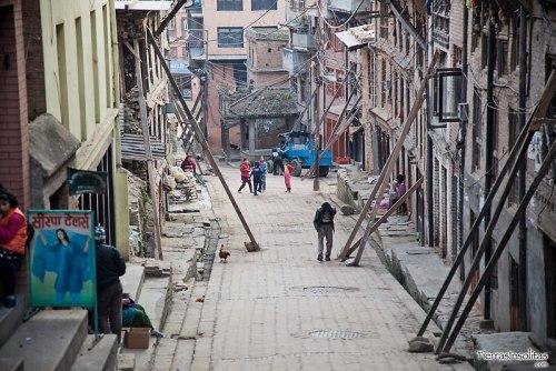 nepal nueve meses tras el terremoto