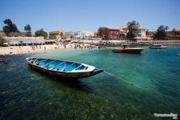 visitar la isla gorée senegal