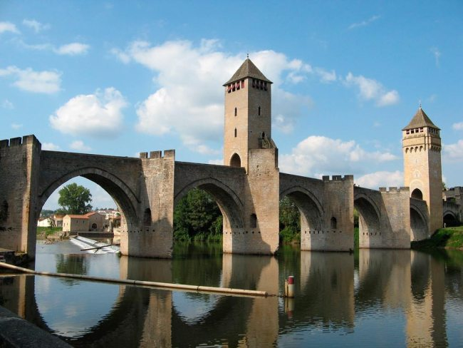 puente de cahors