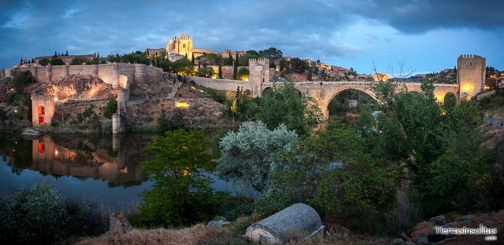Miradores de Toledo sobre el río Tajo, una ruta de ensueño