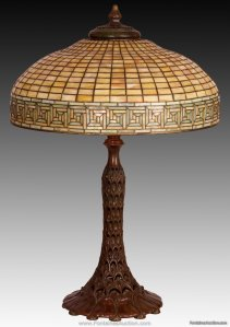 tiffany woodbine table lamp tiffany dragonfly lamp antique tiffany. Black Bedroom Furniture Sets. Home Design Ideas