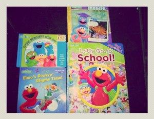 Sesame Street hooked my kids up