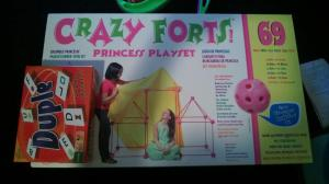 Crazy forts & Anomia