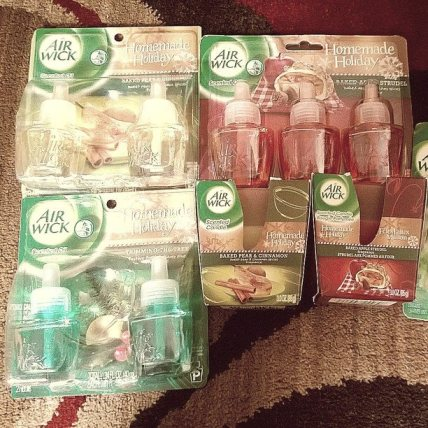 Air Wick Holiday Scents