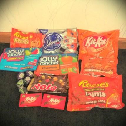 Kit Kat, Reeses, Jolly Ranchers & More