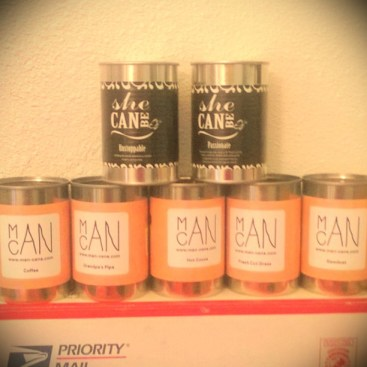Man and She Cans