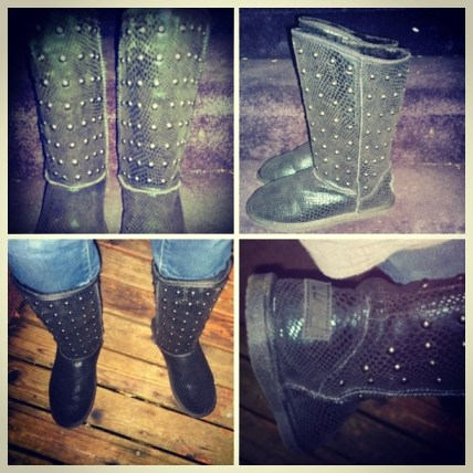Cutest Boots on Earth