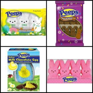 Peeps Easter