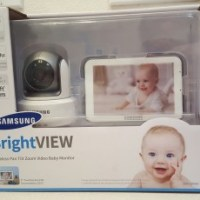 Samsung Techwin's BrightVIEW Baby Monitor