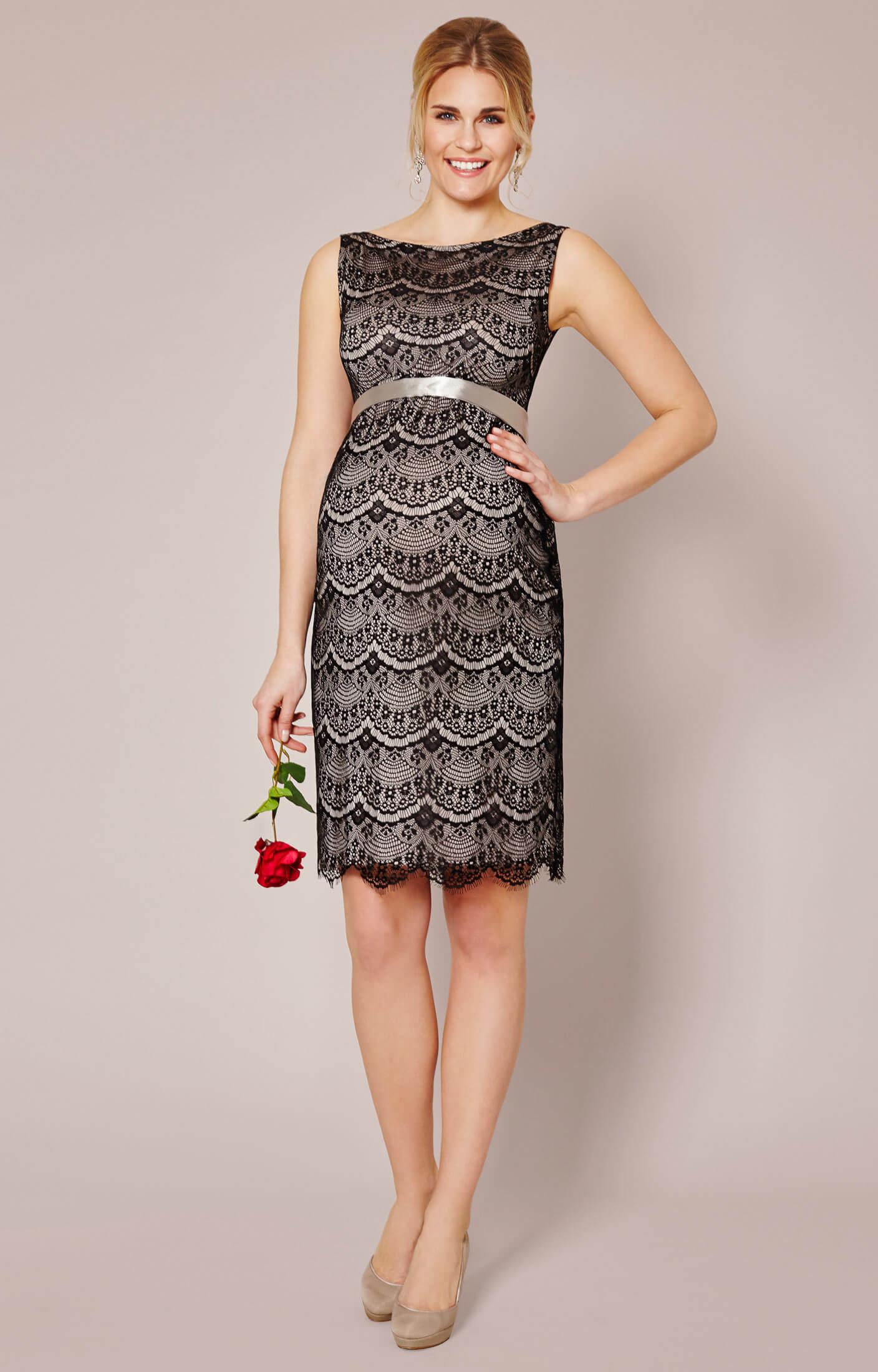 Audrey Shift Maternity Dress (Black) maternity dresses for wedding Audrey Shift Maternity Dress Black by Tiffany Rose