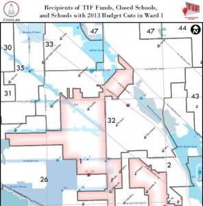 TIFs of the 1st Ward