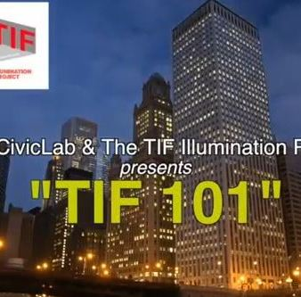 TIF 101 title screen