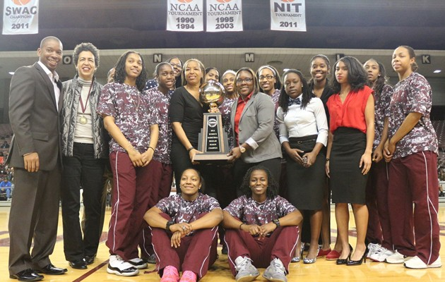 Lady Tigers Basketball Wraps Up Regular Season With a Win Over Alcorn State