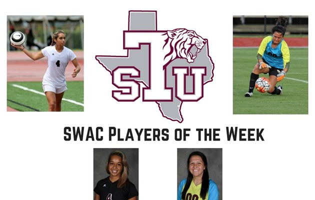 TSU's Norwood and Robles headline SWAC Player of the Week selections
