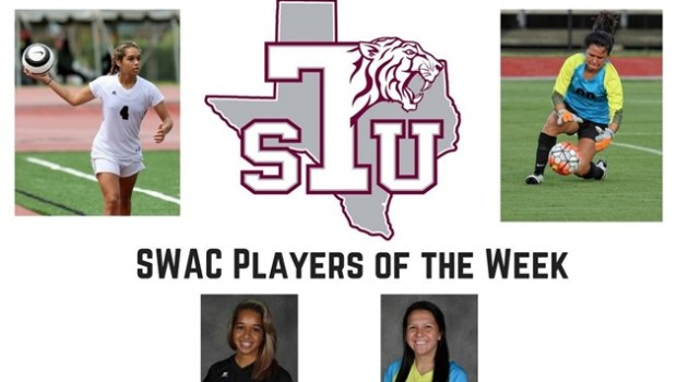Texas Southern Lady Tigers Soccer nearly came away with a clean sweep of the Southwestern Athletic Conference's …read more Source:: TSUSports.com Related posts: No related posts.