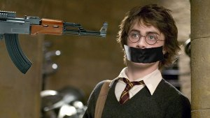 Harry Potter and the International Hostage Crisis