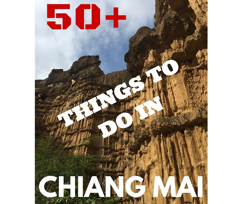50+ Things To Do In Chiang Mai