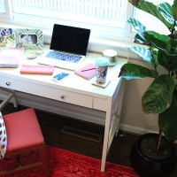 Home Update: Tilley's Office