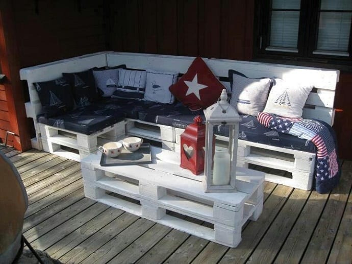 garden furniture from wooden pallets timber packing cases u