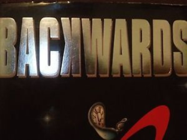 Review: Backwards by Rob Grant
