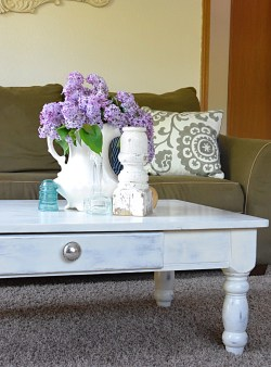 Small Of Distressed Coffee Table