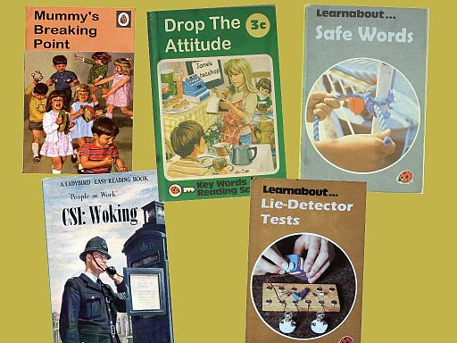 Classic Childhood Books Remembered