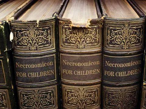 Necronomicon for Children
