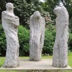 Eugène Dodeigne_Three Figures_Middelheim Museum_
