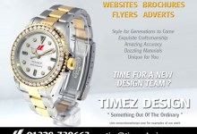 Timez Design Time Campaign