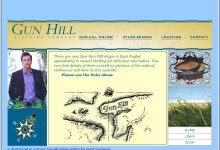 Gun Hill, Website Design, Norfolk and Kings Lynn