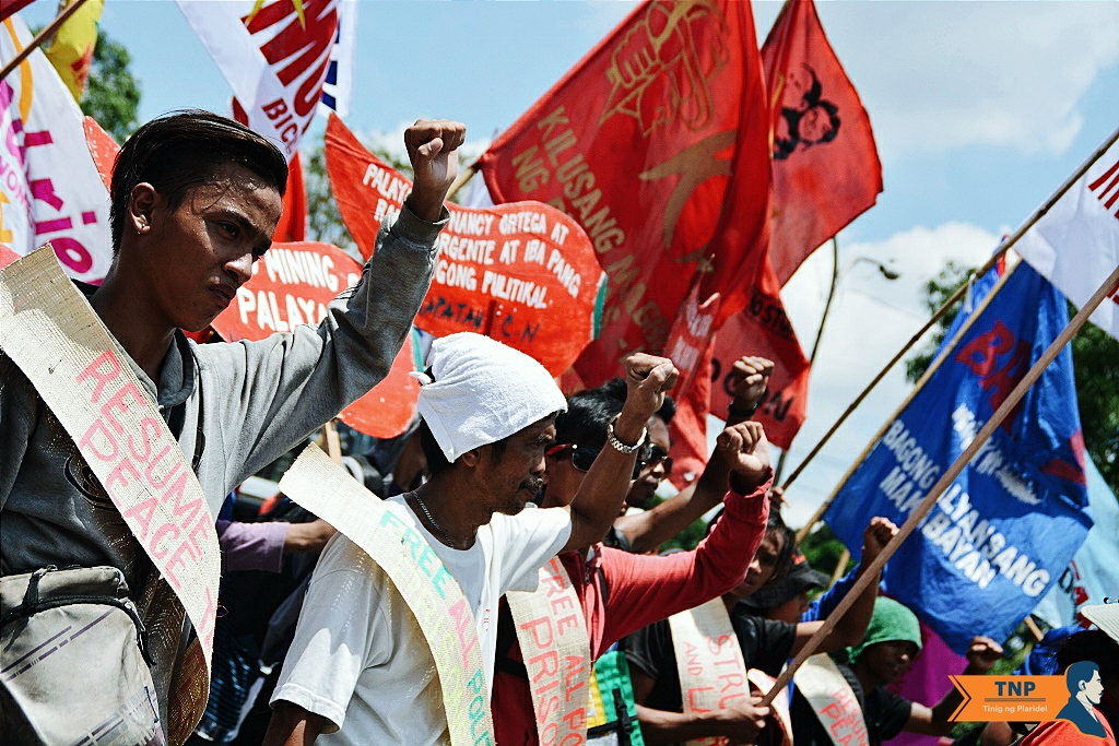 The Resistance Persists: First Duterte SONA strife-free, makes history