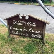 Restaurant und Gasthaus Frau Holle in Frutillar