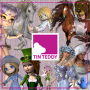 Tin Teddy Graphics Shop