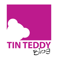 Tin Teddy Blog Badge