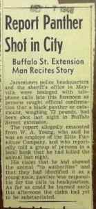 Jamestown Post Journal September 7, 1946