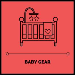 Baby gear - Tiny Fry