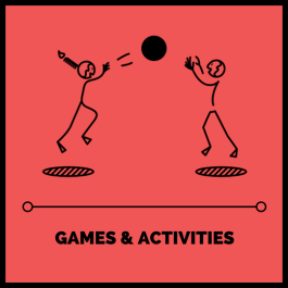 Games and activities - Tiny Fry