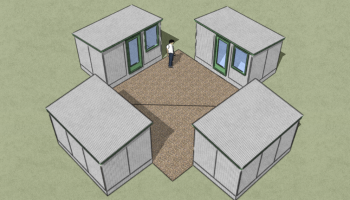 The Shed Option Tiny House Design