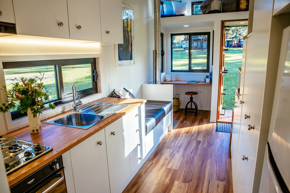 ... Tiny House Interior