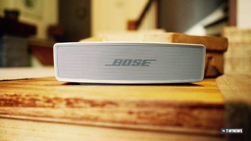 bose soundlink mini II TN 01